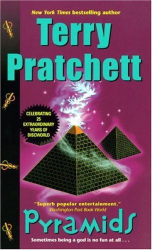 Pyramids (Discworld Novels) cover