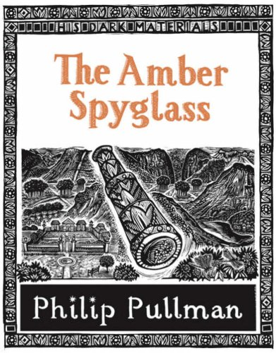 The Amber Spyglass cover